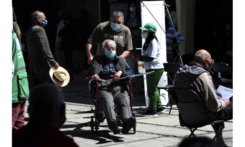 Mexico rises above 2 million confirmed coronavirus cases
