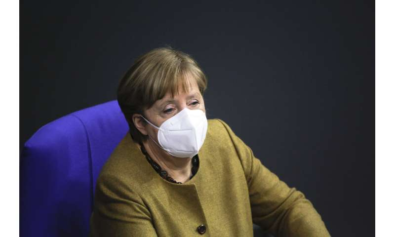 In big shift, Germany to give AstraZeneca shots to over 65s