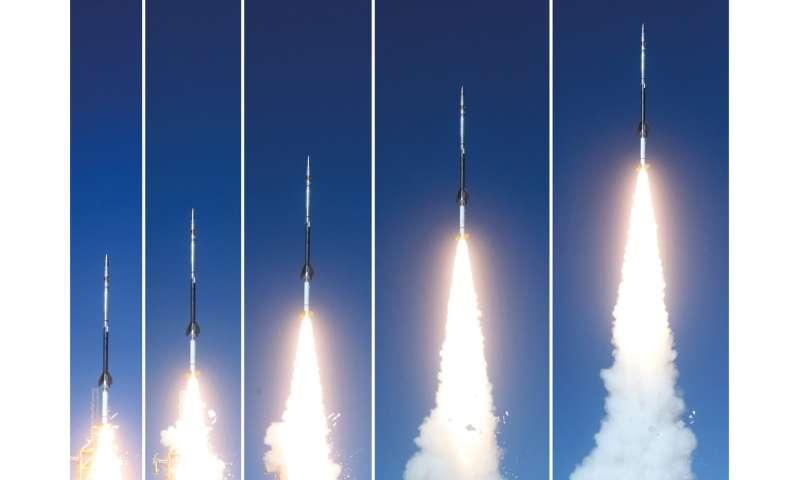 Sounding rocket CLASP2 elucidates solar magnetic field