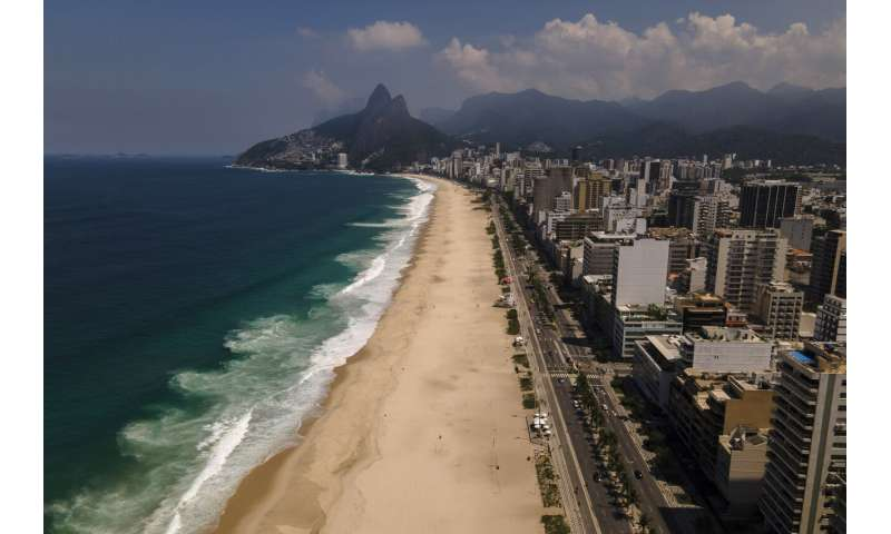 As daily deaths near 4,000, worst may lie ahead for Brazil