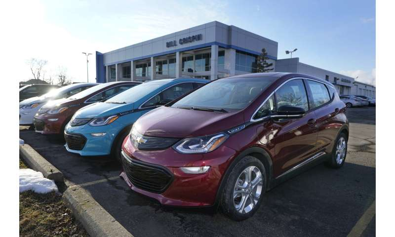 Automakers embrace electric vehicles. But what about buyers?