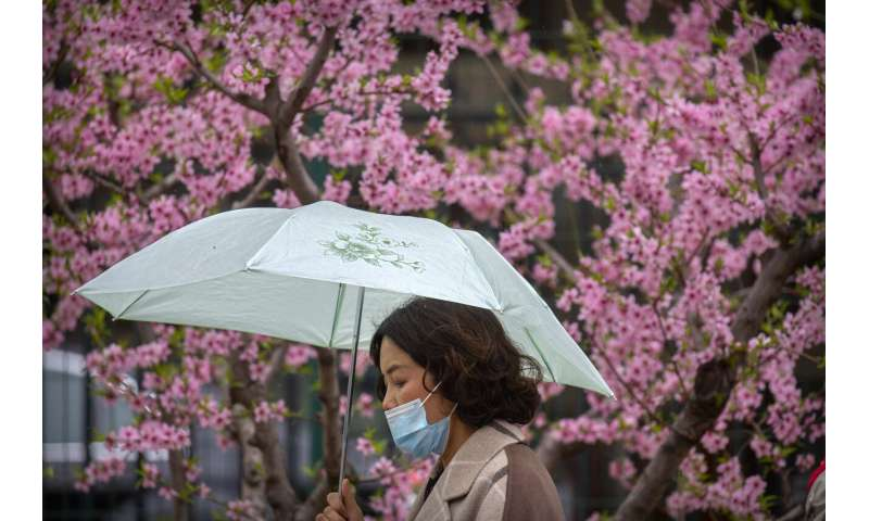 China aims to vaccinate entire city in 5 days after outbreak
