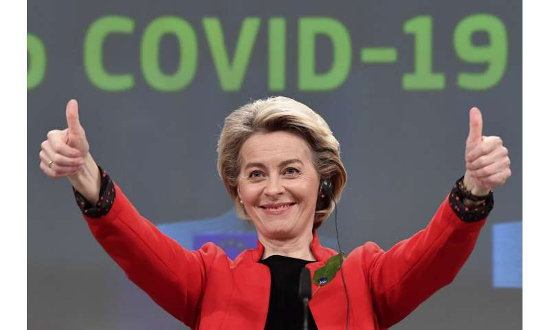 EU and COVID-19: When a vaccine only adds to the trouble