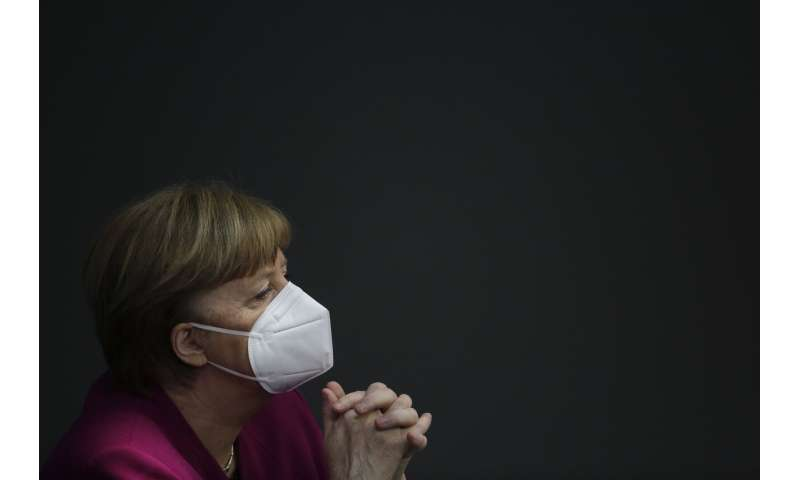 Germany's Merkel: EU needs to increase vaccine production