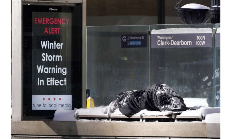 100 million Americans brace for more cold, ice and snow