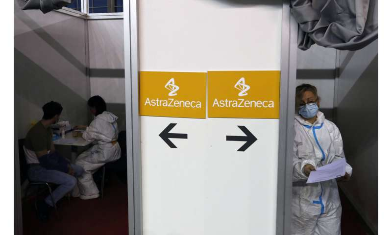 AstraZeneca: US data shows vaccine effective for all adults