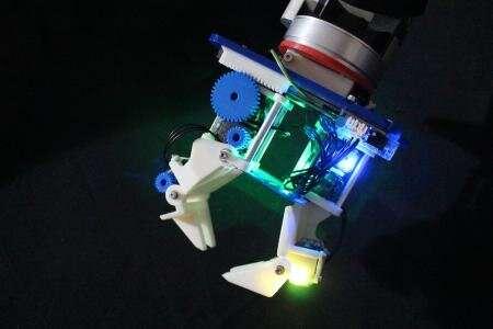 A simpler, but dexterous robot hand