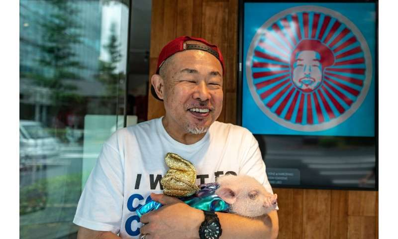 Artist Yasumasa Yonehara said Japan has been slow to embrace crypto art, with CrypTokyo organisers hoping to undo some of the sc
