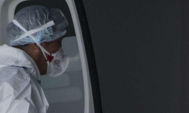 As infections soar, Siberian region imposes 2-week lockdown