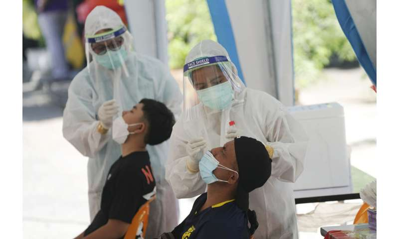 AstraZeneca starts deliveries of Thailand-made vaccines