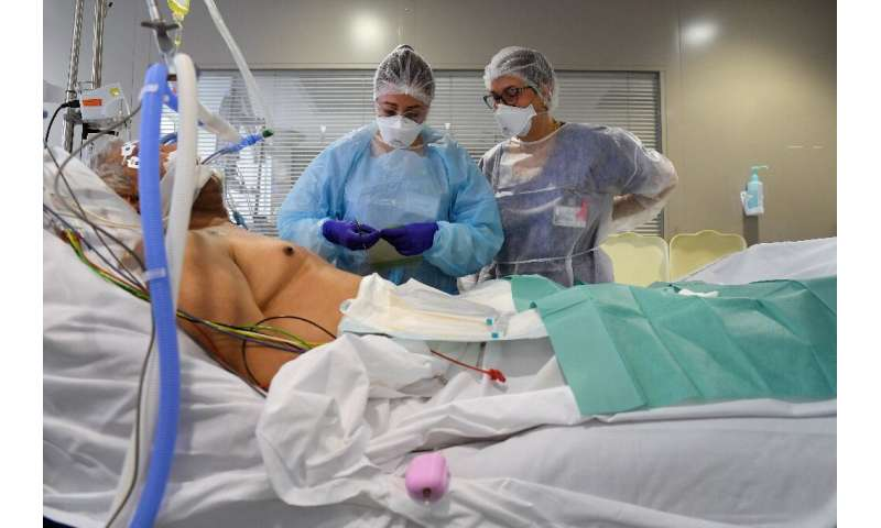 A study finding a 36 percent drop in mortality by last October said hospitals have much more knowledge about what works