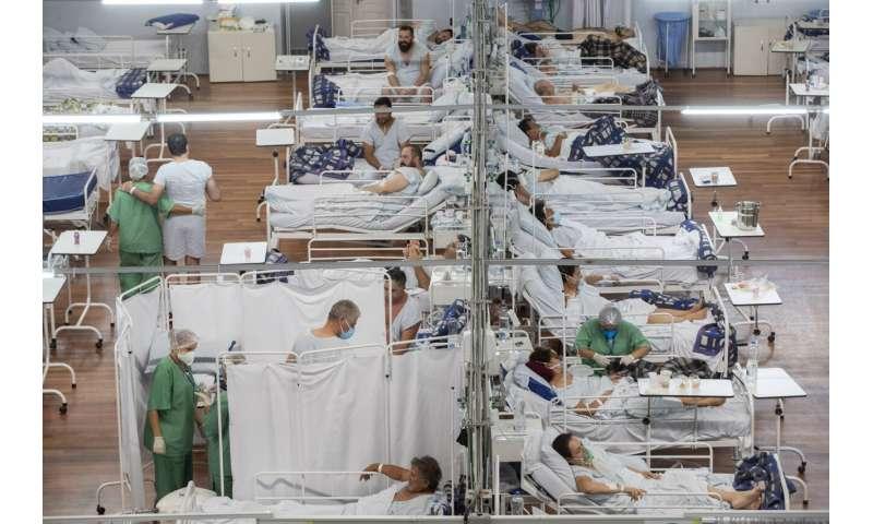 Brazil still debating dubious virus drug amid 500,000 deaths