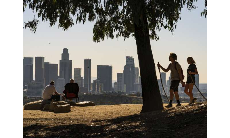 California reports first ever yearly population decline