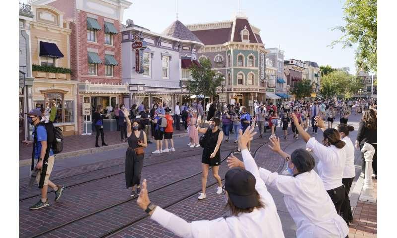 California to drop social distancing requirements in June