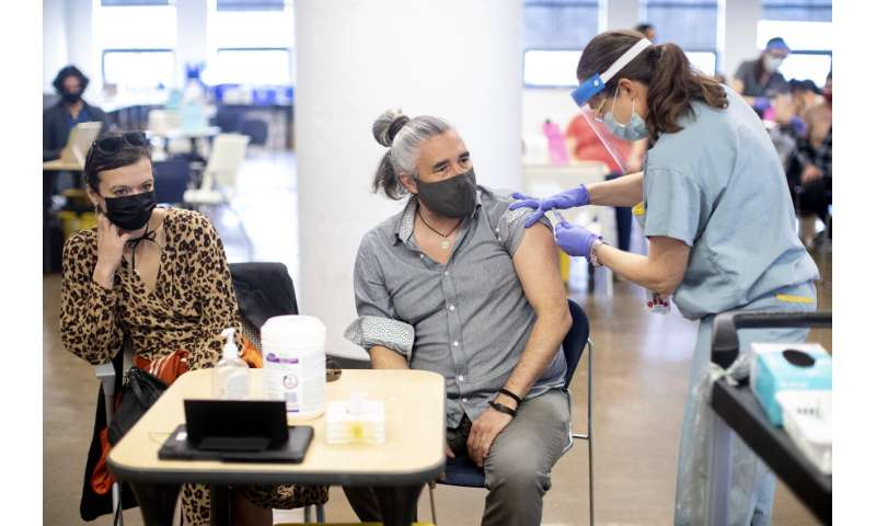 Canada authorizes Pfizer vaccine for age 12 and older