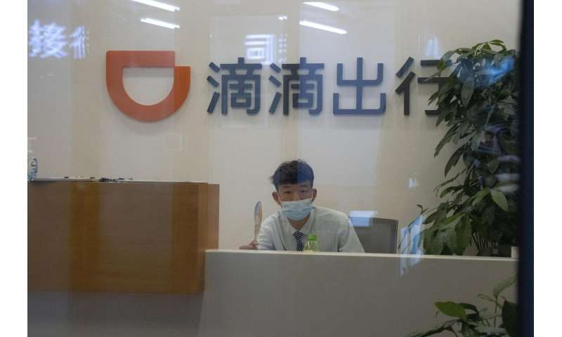 China announces on-site Didi cybersecurity investigation