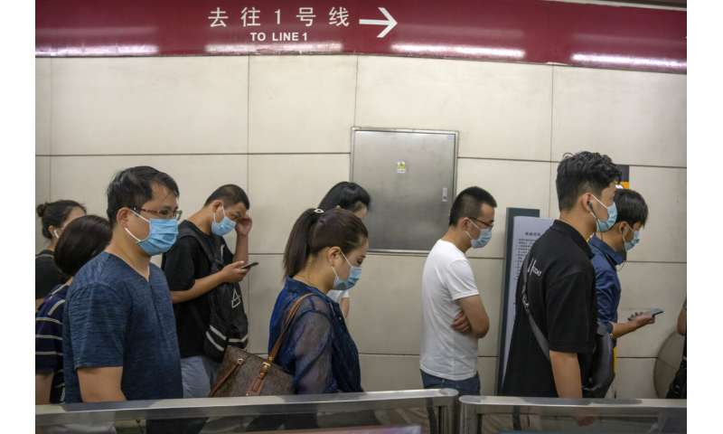China seals city as its worst virus outbreak in a year grows