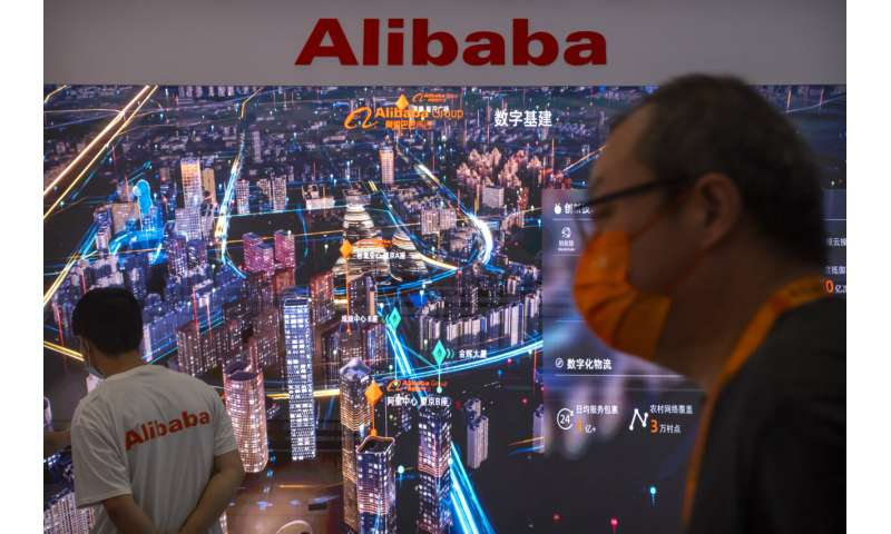 China's Alibaba promises $15.5B for development initiatives