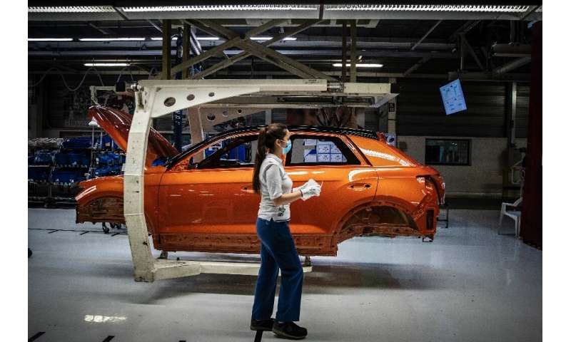 Kekurangan chip dapat menunda produksi hampir satu juta kendaraan pada kuartal pertama tahun ini