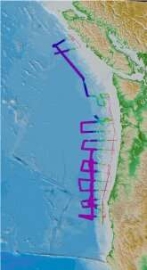 Collecting more than just seismic data along the Cascadia Fault