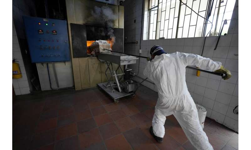 Colombia reaches 100,000 deaths from COVID-19 as cases surge