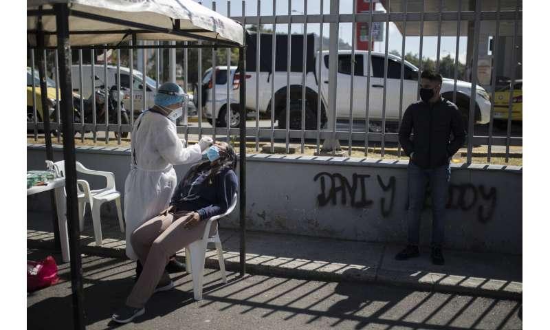 Colombia brings back lockdowns as coronavirus cases rise