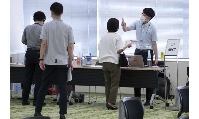 Companies give vaccines to workers, which increases the implantation of Japan
