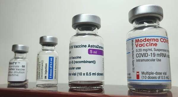 COVID vaccines: combining AstraZeneca and Pfizer may boost immunity – new study
