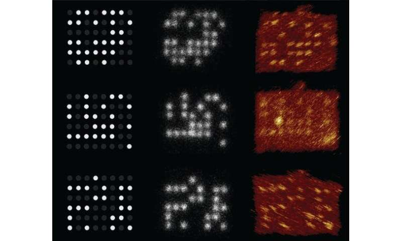 DNA 'Lite-Brite' is a promising way to archive data for decades or longer