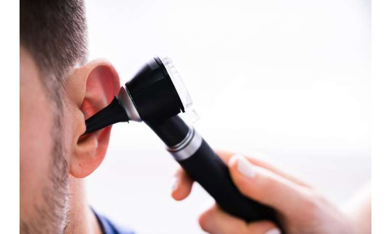 Don't wear earphones all day - your ears need to breathe