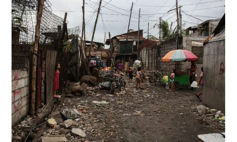 "Duterte's own economic managers have warned of ""permanent scarring"" to children that could hurt their earning potentia"