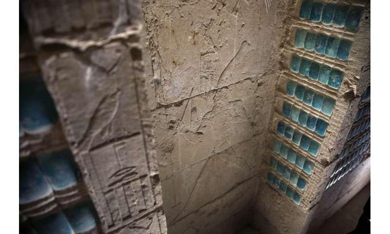 Egypt opens ancient tomb of King Djoser after restoration