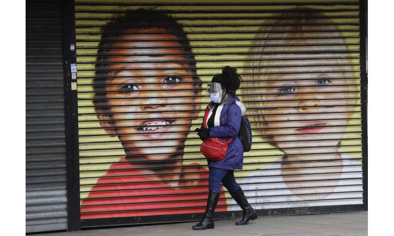 England minorities: Higher COVID-19 cases, fewer vaccinated