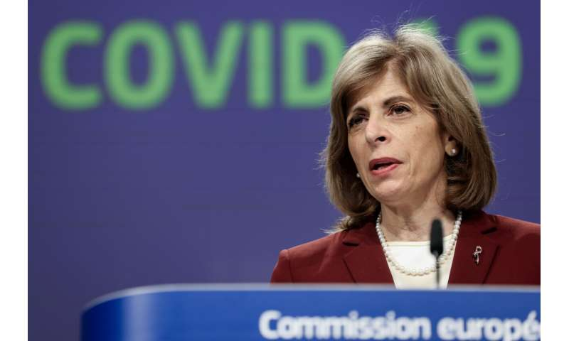EU proposes joint approach to develop COVID-19 drugs