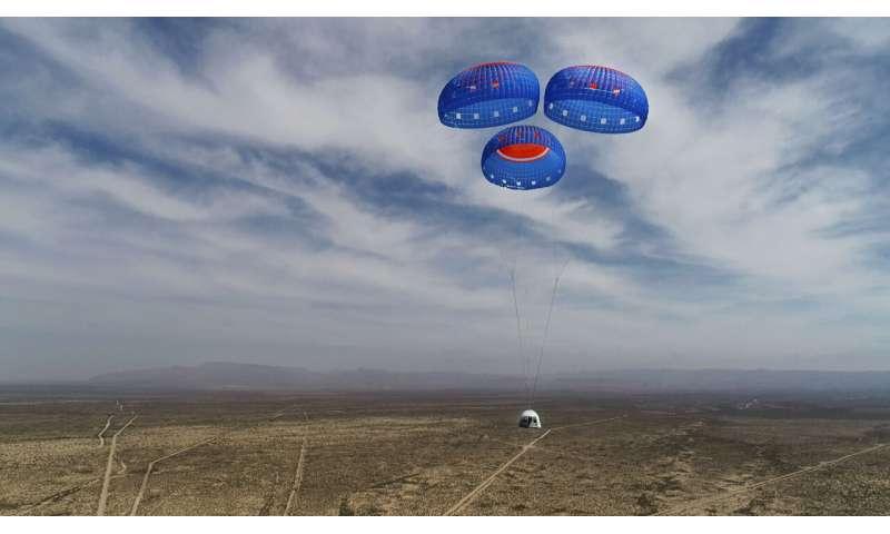 EXPLAINER: How Blue Origin's Jeff Bezos will soar into space