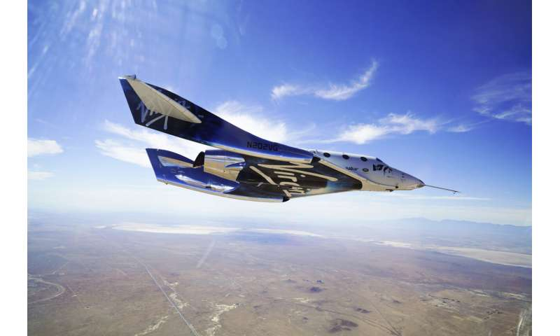 EXPLAINER: How Richard Branson will ride own rocket to space