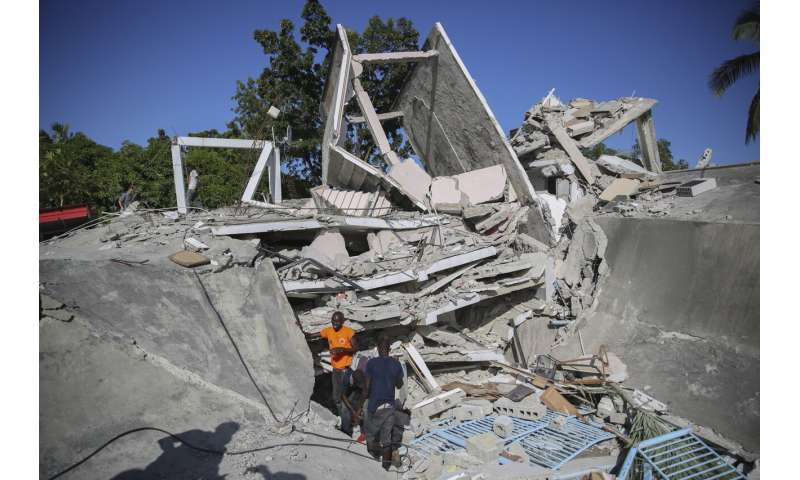 EXPLAINER: Why are earthquakes so devastating in Haiti?