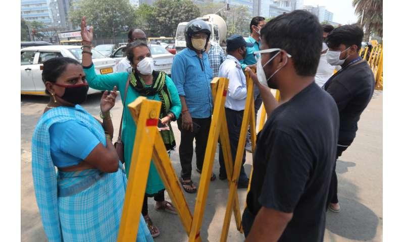 EXPLAINER: Why 'world's pharmacy' India is short on shots