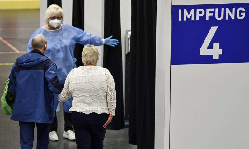 Germany to open up virus vaccinations to all adults in June