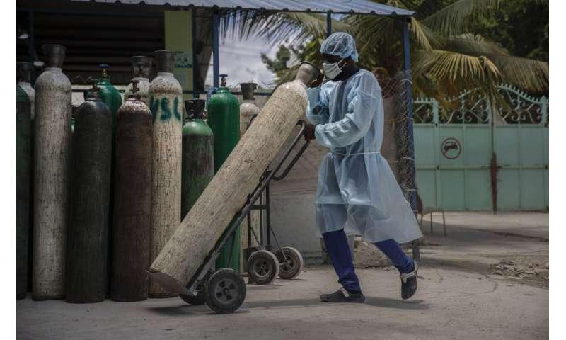 Haiti awaits first vaccines amid delays, renewed promises