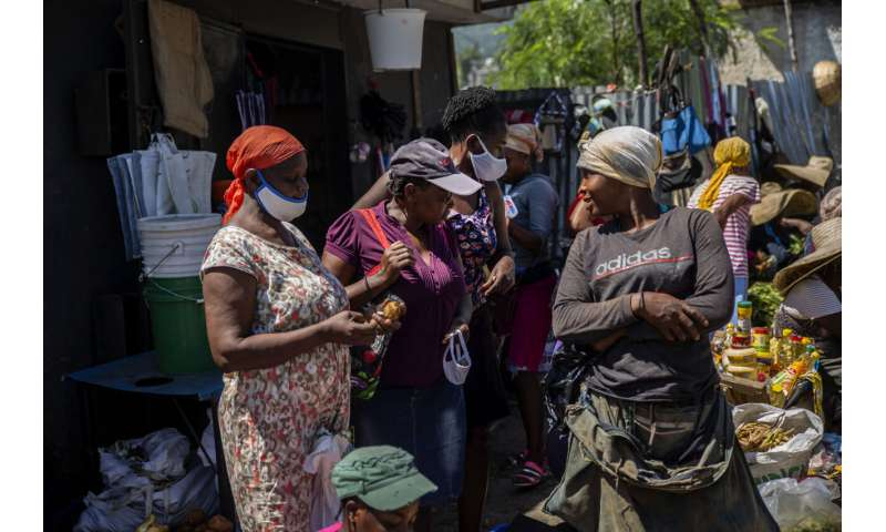 Haiti fights large COVID-19 spike as it awaits vaccines