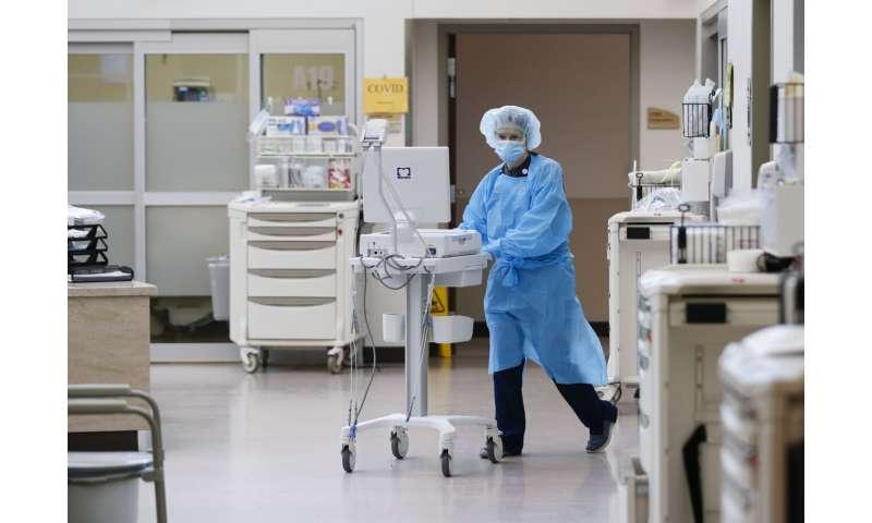 Gran confianza en los médicos y enfermeras de EE. UU., Según una encuesta