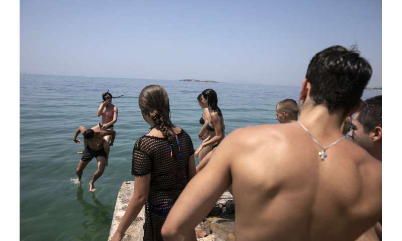 In heat emergency, Greece adds checks for fires, power cuts