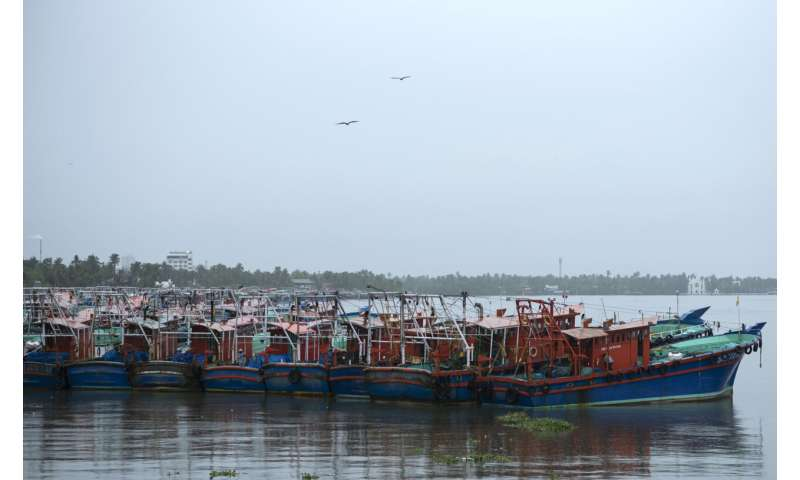 India braces for powerful cyclone amid deadly virus surge