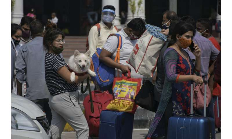India cautiously starts to open up as virus cases decline