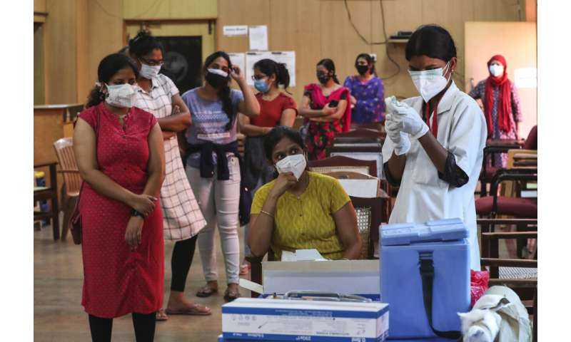 India sets global record for daily coronavirus deaths