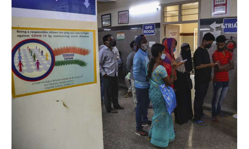 Indians turn to black market, unproven drugs as virus surges