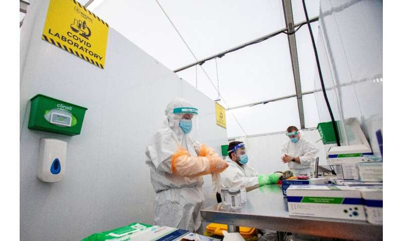 Ireland and the Netherlands stopped giving out the AstraZeneca shot on Sunday, joining Denmark, Norway and Bulgaria