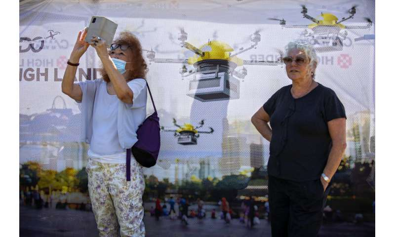 Israel a step closer to commercial drones with latest tests