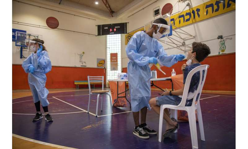 Israel scrambles to curb jump in COVID infections